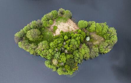 Kacper Kowalski, 'Spring Island #3', 2010