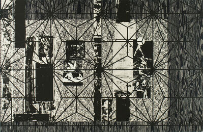 Hurvin Anderson, 'Welcome Series: Black & White', 2011