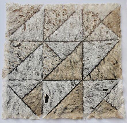 Chenta Laury, 'Patchwork #3: Yet Apart', 2020
