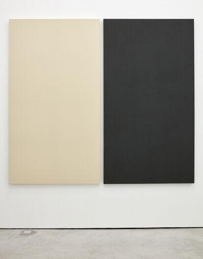 Alan Charlton, 'Painted / Unpainted ', 2019