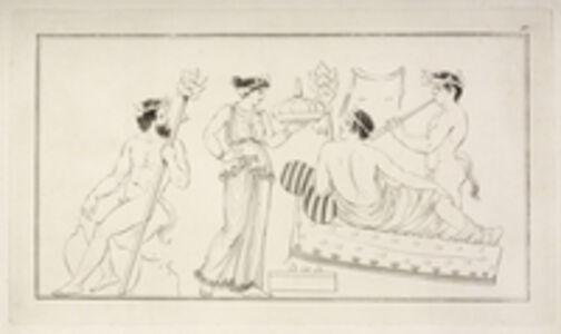 Johann Heinrich Wilhelm Tischbein, 'Plate 51', 1795