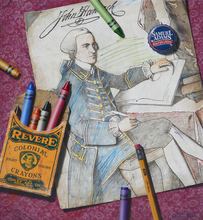 Ben Steele, 'Colonial Crayons', 2020