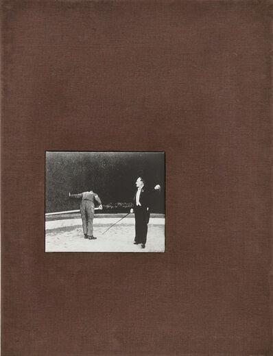 Ulrich Gebert, 'The Negotiated Order #13', 2012