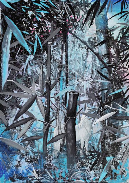 Xiong Yu, 'Bamboo grove series', 2015