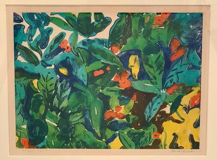 Romare Bearden, 'Tropical Flowers', 1971-1972