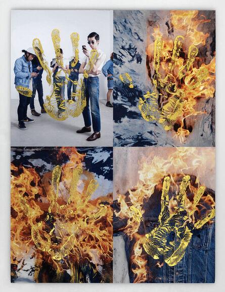 Korakrit Arunanondchai, 'Untitled (Memories1)', 2014