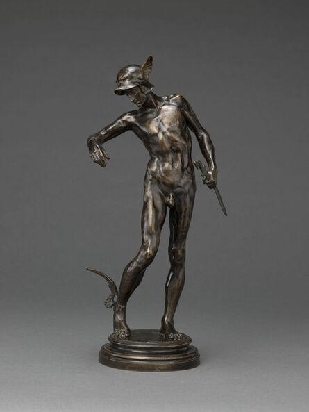 ALFRED GILBERT, 'Perseus Arming', ca. 1881