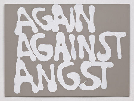 Mitchell Syrop, 'Again against angst', 2011