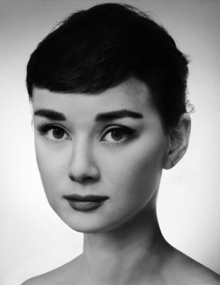 Zhang Wei (b. 1977), 'Audrey Hepburn ', 2013