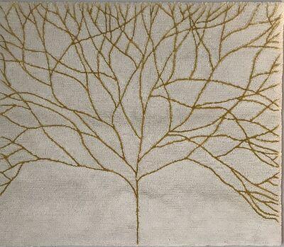 Sarah Walker (b.1966), 'Gold Tree', 2018