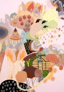 Meghan Hildebrand, 'Shorthand', 2016