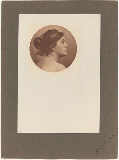 James Wells Champney, 'A Study', 1901