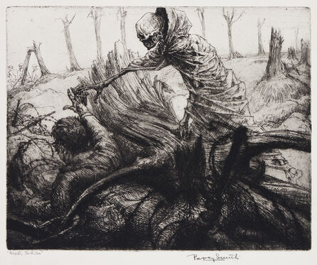 Percy Smith, 'The Dance of Death', 1919