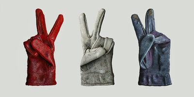Nadine Robbins, 'Peace, Glove, and Happiness', 2021