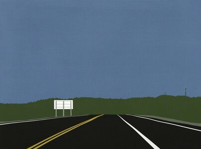 Kym Greeley, 'Long Insistent Lines', 2016