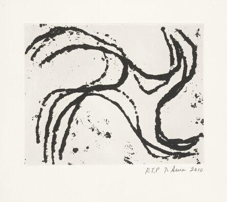 Richard Serra, 'Junction #3', 2010