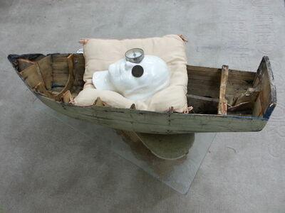 Carlos Pazos, 'Tránsito de lágrimas. (Una pieza romántica)', 2013
