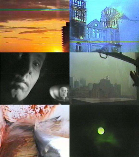 Michel Auder, 'Brooding Angels', 1998