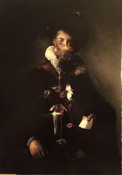 Luis Gomez, 'Van Dyck series 1', 2018