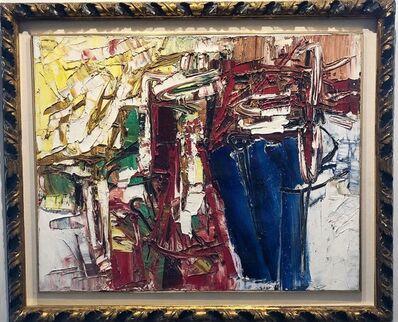 Jean-Paul Riopelle, 'Vol de chute', 1961
