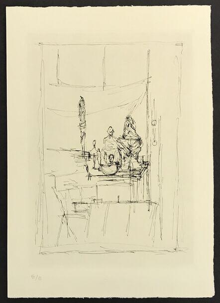 Alberto Giacometti, 'Studio from La Magie Quotidienne', 1963