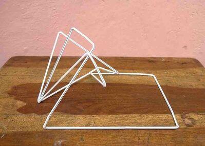 Oscar Abraham Pabon, 'Mil esculturas IV', 2014