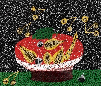 Yayoi Kusama, 'Fruites', 1984