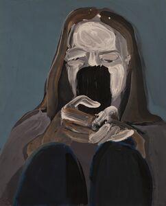 Rokni Haerizadeh, 'Playing music1', 2017