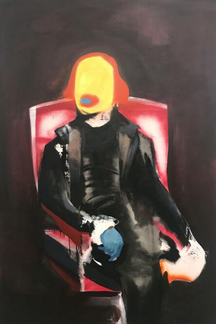 Marcus Jansen, 'Blue Blood', 2017