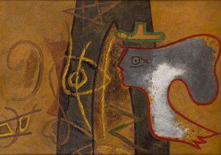 Georges Braque, 'Profil', ca. 1942