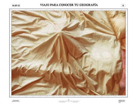 Mateo Maté, 'Viajo para conocer tu Geografia', 2015