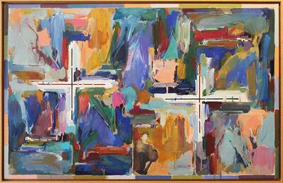 Masaaki Yamada, 'Work E.372', 1989