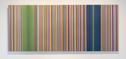 Brian Wills, 'Untitled (Blue Green Column)', 2015