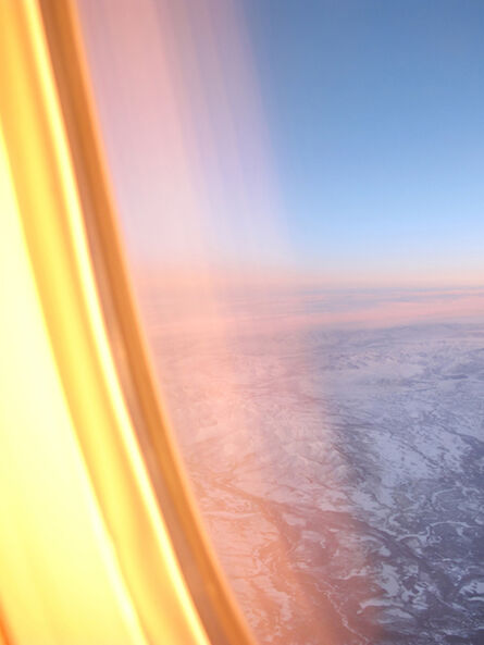 Matthew Lopez-Jensen, '14 Hour Sunset, Over the Alaskan Range', 2010