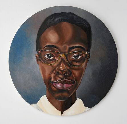 Ekene Emeka Maduka, 'Agatha, SS3A (from the Yearbook series) ', 2020