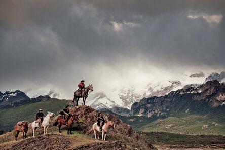 Jimmy Nelson, 'Paraque National Los Glaciares, Cerro Pietrobelli, Patagonia Argentina', 2011