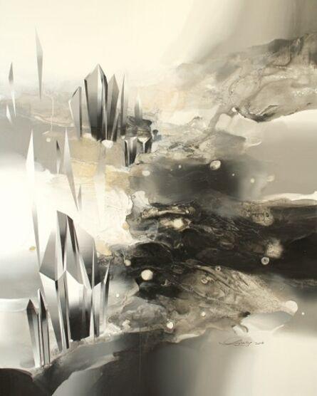 Ying, Jingjing, 'Ink Crystal Jing 15', 2018