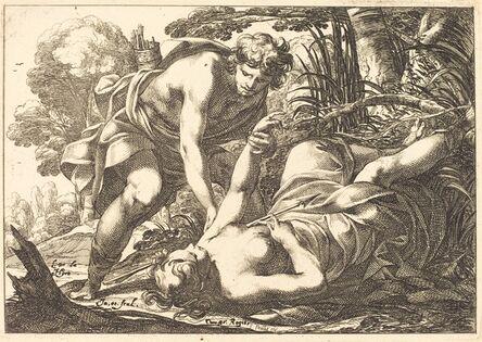 Laurent de La Hyre, 'Cephalus and Procris', 1626