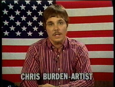 Chris Burden, 'The TV Commercials, 1973-77', 1973-1977