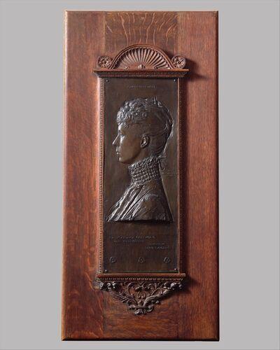 Augustus Saint-Gaudens, 'Mrs. Schuyler Van Rensselaer (Mariana Griswold)', 1888-cast 1890