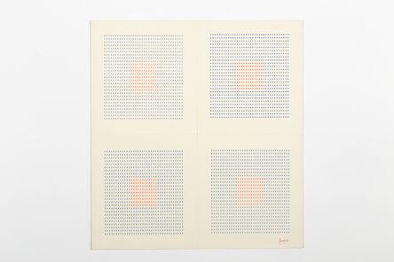 Tomaso Binga, 'Dattilocodice # 1 / Typecode # 1', 1978