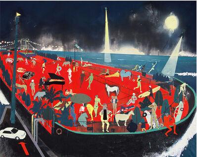 Wang Qing 王青, 'Ship of Fools 2 愚人船 2', 2013