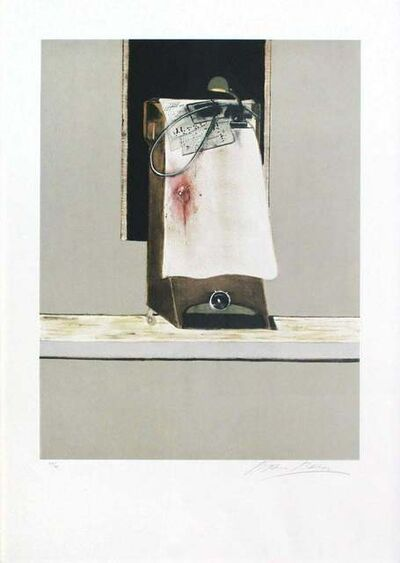 """Francis Bacon, 'Panel from """"Triptych 1986-87)', 1987"""