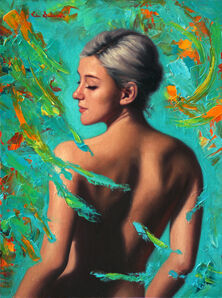 Vicki Sullivan, 'Flying Colors', 2019