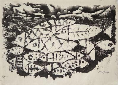 Anwar Jalal Shemza, 'Fish', 1957