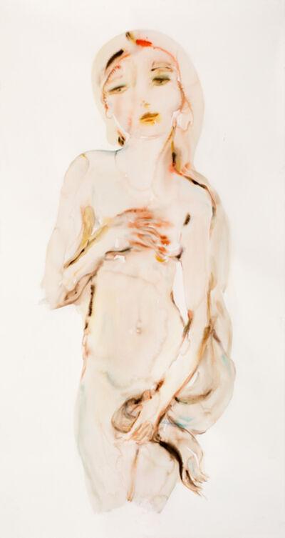 Kim McCarty, 'Untitled Nude', 2017