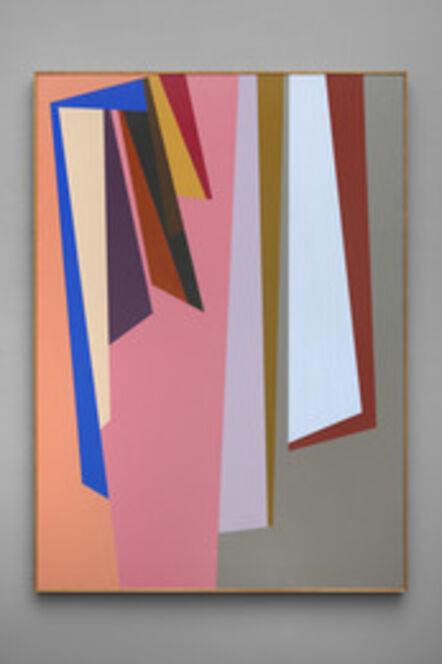 Karl Benjamin, '#20', 1986