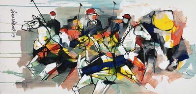 Mashkoor Raza, 'Polo Horse ', 2014
