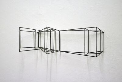 Paolo Cavinato, 'Wing #1 (black mirror)', 2016