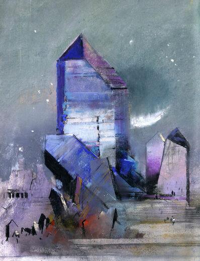 John Harris, 'Crystal City 2', 2015